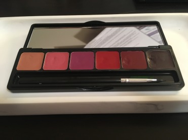 Runway Ready Lip Palette